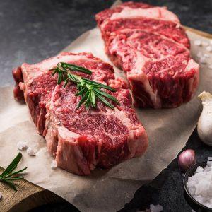 Bifteck faux-filet de boeuf