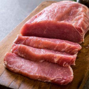 Côtelette désossée de veau