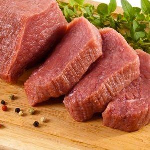 Bifteck français de veau