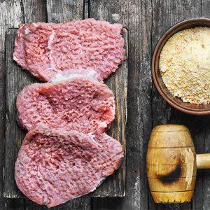 Bifteck attendri de veau