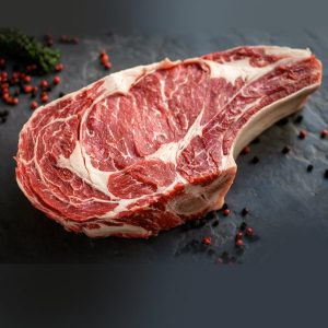 Bifteck de côte ( Rib Steak) de boeuf