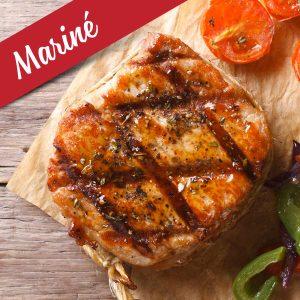 Tournedos/Bacon (florentine) de poulet