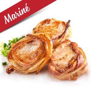 Tournedos/Bacon (fines herbes) de poulet