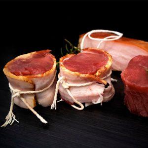 Tournedos bacon de boeuf