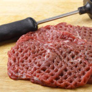 Bifteck minute de boeuf
