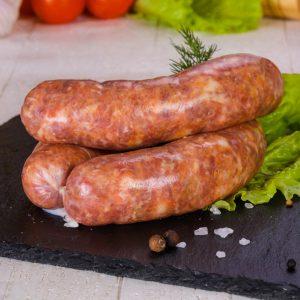 Saucisses Polonaise (grosses) de porc