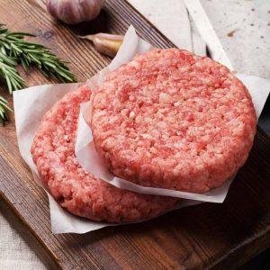 Palette burger d'agneau