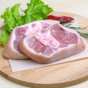 Osso Bucco de porc