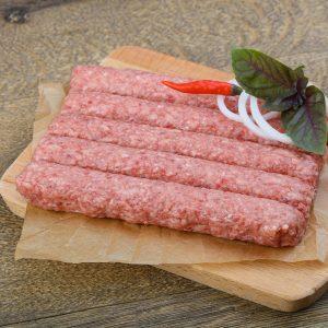 Chair à saucisse Italienne douce de porc
